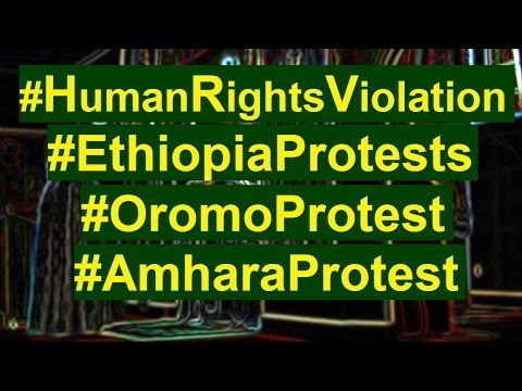 Ethiopia - EOTC Diocese Of NW Europe G.S. Pressed A Statement Condemning The Ethiopian Regime