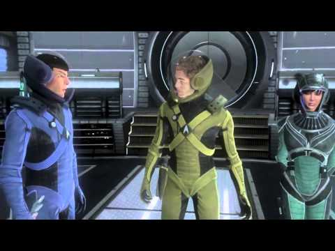 Star Trek 2013 Official HD Game Trailer - PS3. XBOX 360 and PC