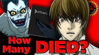 Film Theory: DEATH NOTE-How Deadly Was it?