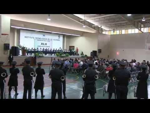 42 Aniversario del Instituto Tecnológico de Ciudad Guzmán