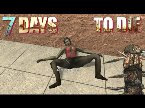 7 Days To Die - Zombie Wants It (E29)