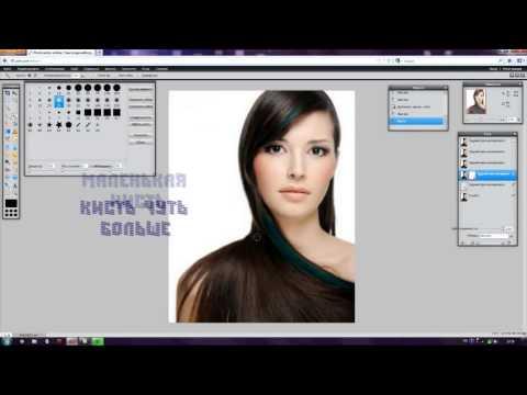 Видео как выбрать цвет волос онлайн