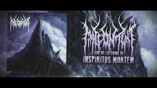 MALCONTENT - INSPIRITUS MORTEM [OFFICIAL LYRIC VIDEO] (2019) SW EXCLUSIVE