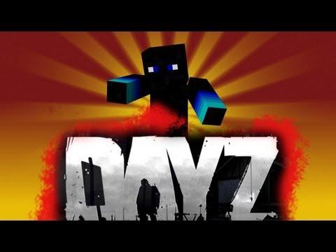 Minecraft: Jarvas e os Sobreviventes Multiplayer DayZ #1