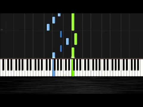 Kung Fu Panda - Oogway Ascends (ThePianoGuys) -  Piano Tutorial (Synthesia)