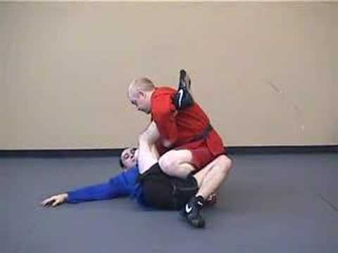 Combat Sambo - 07 Ultimate Grappling Magazine Technique Image 1