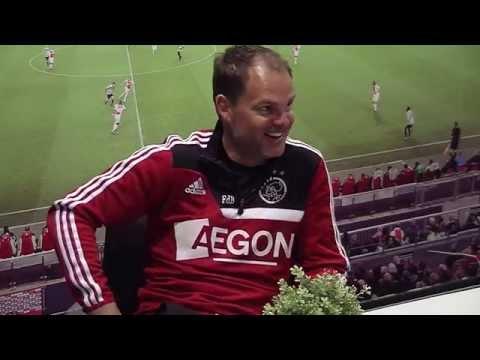 Ajax en adidas presenteren nieuw thuis- en uitshirt 2014/2015