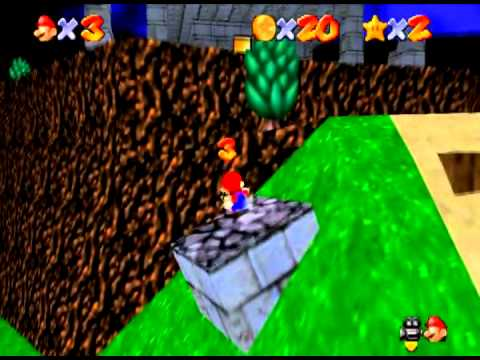 Super Mario 64: Star Road - Part 1 [Rough Start]