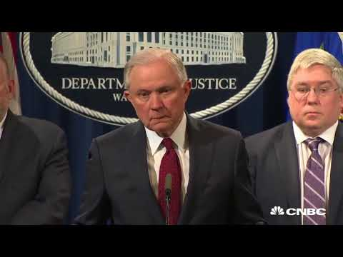 Jeff Sessions Affirms Inspector General Review of FISA Court Abuse by Dept. of Justice…