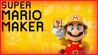 Super Mario Maker Stream: Schick mir deine Lieblingslevel (Leider mit Laggs)
