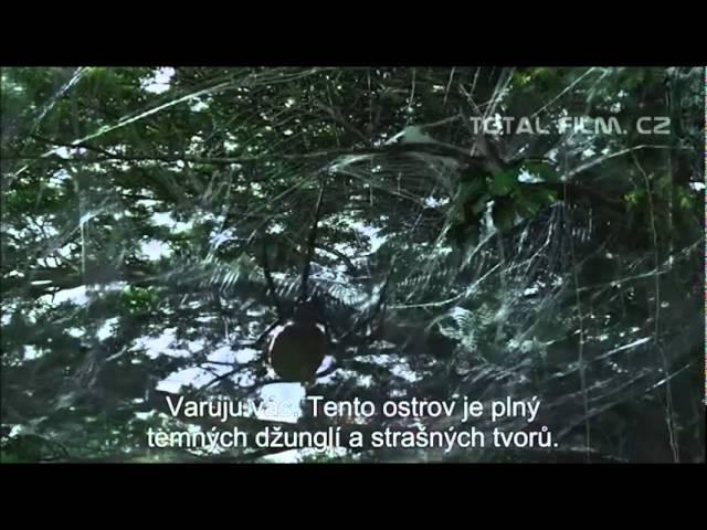 CESTA NA TAJUPLNÝ OSTROV 2 (2012) oficiální český trailer