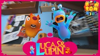 Phim hoạt hình cho bé | LUCAS & LUPIN | GẬY ÔNG ĐẬP LƯNG ÔNG | TỔNG HỢP | POMPOM4kids Vietnam