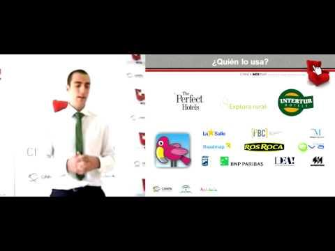 CINNTA Webinar - Herramientas de software libre para PYMEs turísticas (Parte 2/5)