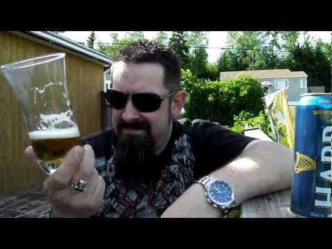 Harp Lager..Beer Review #20