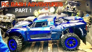 EVERYDAY RC BASH ADVENTURES PART 1
