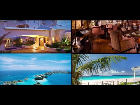 Luxury Hotels Bermuda - The Gold List