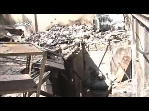 Short report of the situation in Syria for 3 June 2013