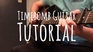 WALK THE MOON - Timebomb | Guitar Tutorial