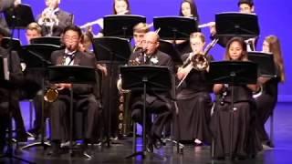 Colgan High School Jazz Ensemble Work Song May 2018