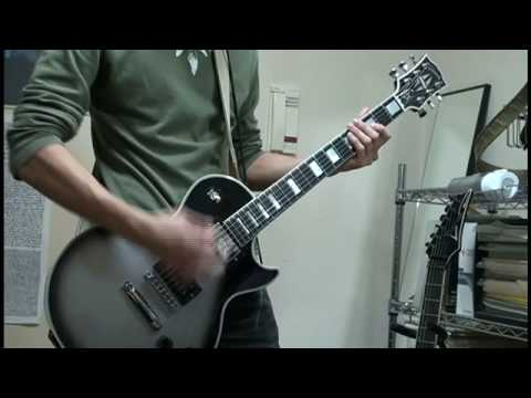 Tool - The Grudge on guitar