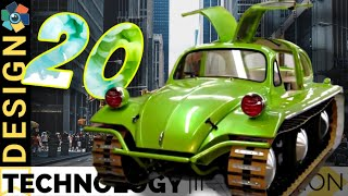 20 CRAZY VEHICLES YOU HAVE TO SEE TO BELIEVE