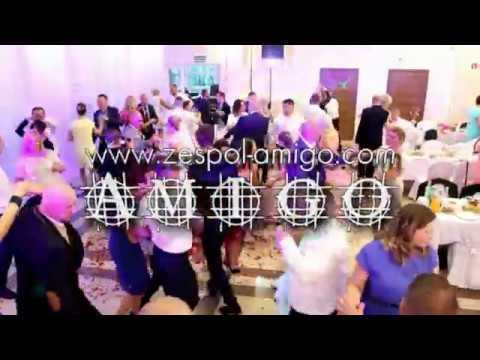 Biała Suknia, Biały Welon... Klip Z Wesela - Zespół Muzyczny AMIGO