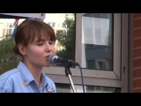 Emma Longard - Ocean - Live  Knust Acoustics - 06 2014 video