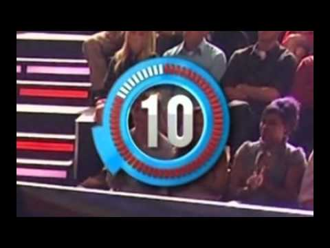 Minute To Win It Countdown Timer   Clock video