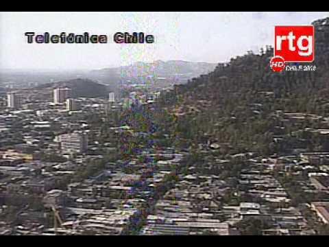 asi cubrieron los canales chilenos el sismo del dia 18 de Diciembre del 2008 De acuerdo al reporte de ONEMI Regionales en ambos sismos se registraron las sig...