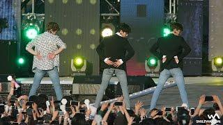 170519 EXO-CBX (첸백시) 'Hey Mama!' 4K 직캠 @전주 뮤직뱅크 4K Fancam by -wA-