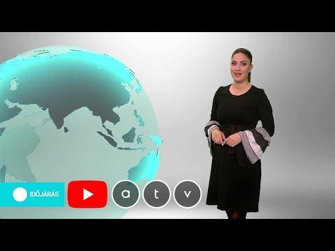 ATV időjárás-jelentés 2020.02.10.