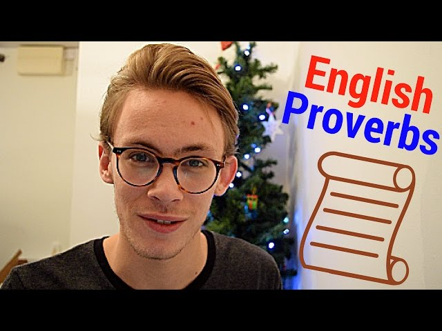 Most Common English Proverbs