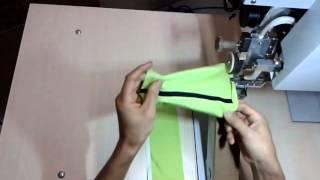 bemis tape machine hanfor hemming tape seamless adhesive film fix machine