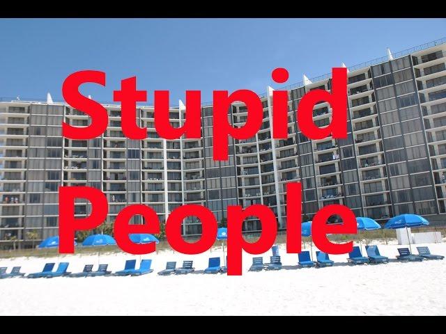 Stupid People in Panama