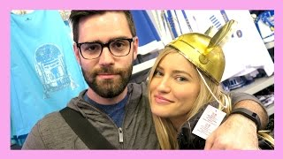 HOT DISNEY DATE! | iJustine