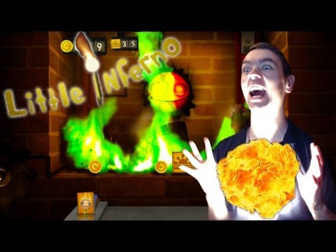 Little Inferno Part 2   JACK GOES CRAZY   Amazing Indie Game Gameplay/Commentary