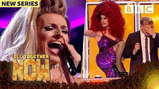 YAAS QUEEN! 👠 Let's Get The Party Started | Divina stands up for Veronica - All Together Now