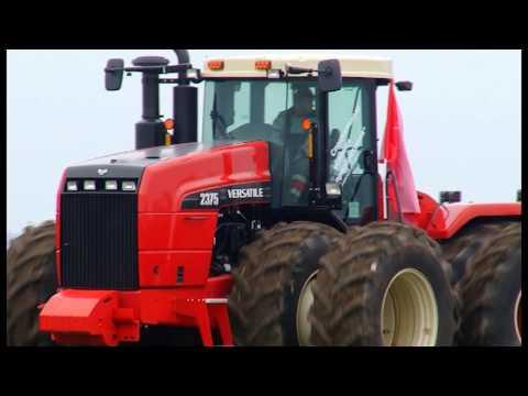Тракторы Versatile