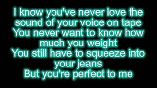 One Direction - Little Things Lyrics on Screen HD (Official New Single/Song 2012)