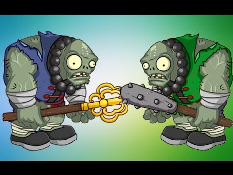 Plants Vs Zombies 2 Kung Fu World Zombistein Caballero de Bronce