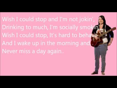 Lucy Spraggan - Last Night X Factor 2012 Lyrics