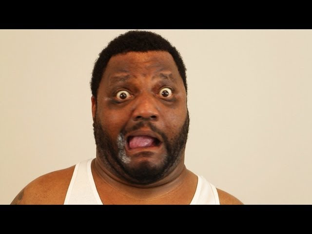 Kentucky Fried Chicken Commercial Spoof - Aries Spears