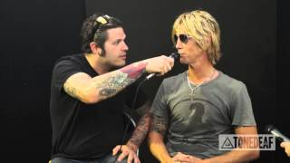 DUFF MCKAGAN'S LOADED Interview