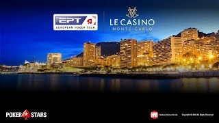 Main Event POKERSTARS & MONTE-CARLO©CASINO EPT, Jour 4 (cartes visibles)