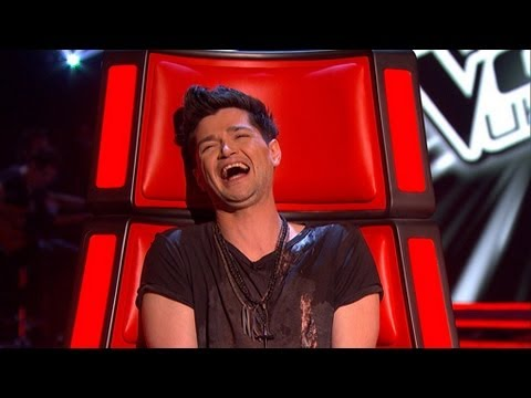 The Voice UK 2013 | The Voice Louder: Best Bits & Extras - Blind Auditions 4 - BBC One