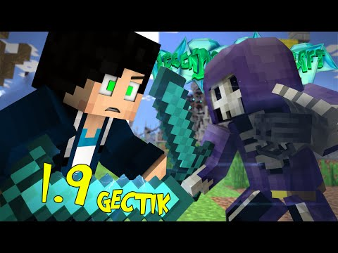 1.9 GELDİ !! - LEGENDS In MINECRAFT - Bölüm 21