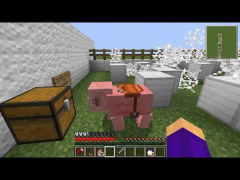 Minecraft - Прохождение карты для Кобы - Часть 2.2