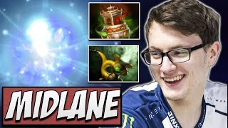 Liquid.Miracle IO with 33 ASSISTS | Dota Gameplay
