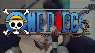 """One Piece """"We Are"""" on Fingerstyle by Fabio Lima"""