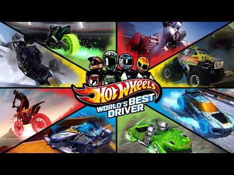 First 30 Minutes: Hot Wheels: World s Best Driver [XBOX360/PS3/WIIU]